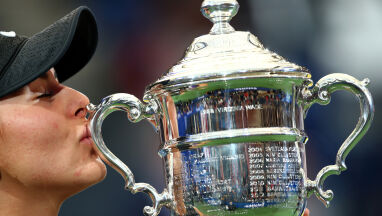 19-letnia mistrzyni US Open: jeśli ja mogę, mogą wszyscy