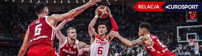 Chiny - Polska 76:79 (RELACJA)