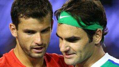 Federer kontra baby Federer. Wtorkowy plan transmisji w Eurosporcie