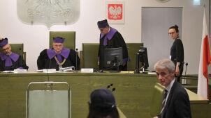 Izba Dyscyplinarna Sądu Najwyższego zdecydowała w sprawie sędziego Juszczyszyna