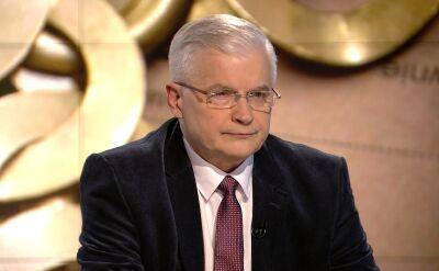Cimoszewicz: Krystyna Pawłowicz w ostatnich latach okazała się być skandalistką obyczajową