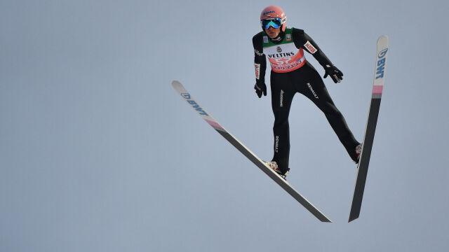 Polska pogoń w Oberstdorfie. Kubacki wskoczył na podium