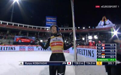 Ryoyu Kobayashi wygrał konkurs w Oberstdorfie