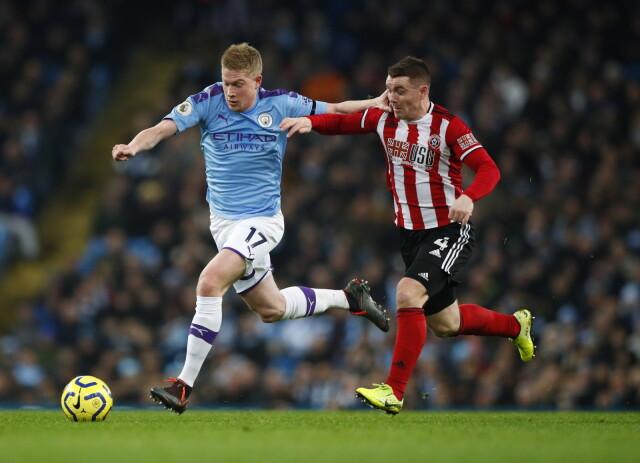 Manchester City - Sheffield United: wynik meczu i relacja - Premier League | Eurosport w TVN24    - Piłka nożna - TVN24