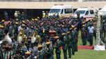 Tysiące osób na państwowym pogrzebie Mugabego