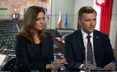 Mucha: PiS doprowadził do zmiany sądownictwa, której nie zapowiadał
