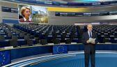 Nowa Komisja Europejska. Wirtualne studio w TVN24BIS