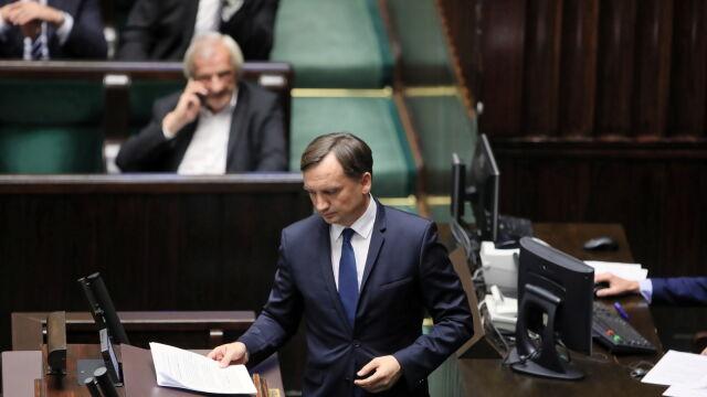 Ziobro: prokuratorzy zabezpieczyli miliard czterysta milionów złotych