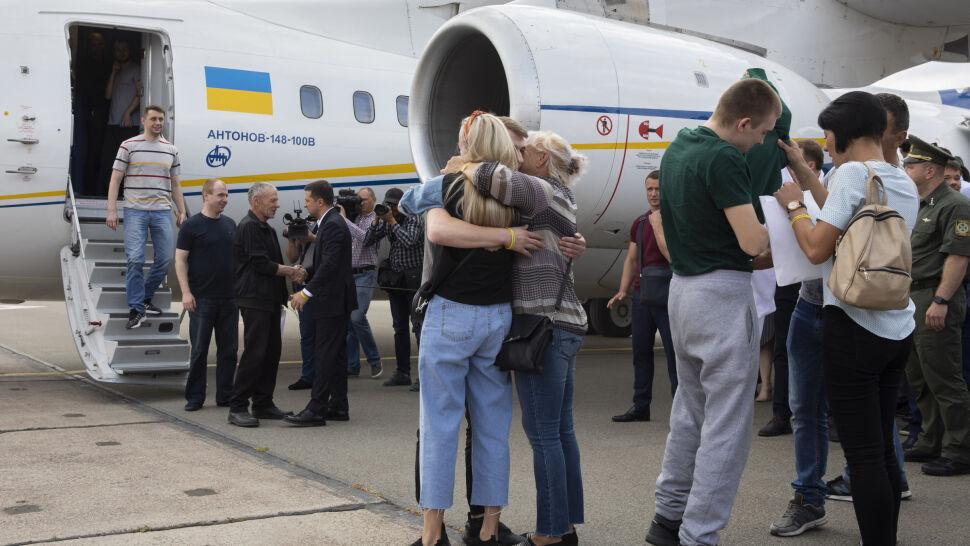 Ukraina chce nowej wymiany więźniów.  Kreml: rozmawianie o tym byłoby przedwczesne
