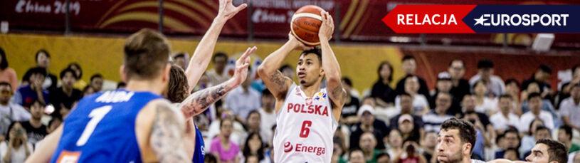 Polska - Czechy w koszykarskich MŚ [RELACJA]