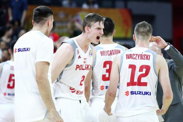 Mistrzostwa świata w koszykówce. Polacy powalczą o miejsca 5-8
