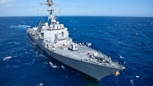 Amerykański niszczyciel w pobliżu spornych wysp. Sygnał odstraszający dla Pekinu