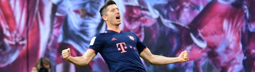 Szybki gol Lewandowskiego na nic.  Bayern tylko zremisował w hicie