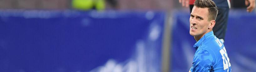 Szanse na występ Milika w polskim meczu znikome. Napoli i Sampdoria podrażnione