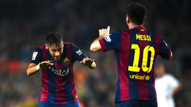 """Messi kwestionuje działania władz. """"Nie wiem, czy w sprawie Neymara zrobiono wszystko"""""""