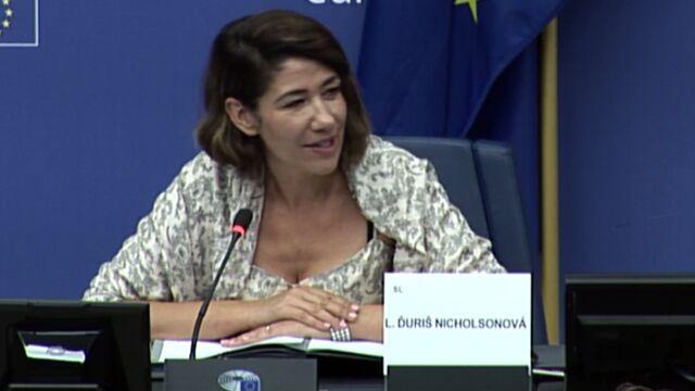 Nie Szydło, a Nicholsonova. Przewodnicząca komisji w Parlamencie Europejskim wybrana