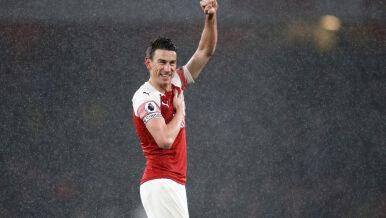 Koscielny zastrajkował w Arsenalu