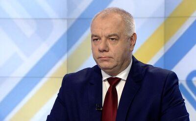 Jacek Sasin o kandydaturze Beaty Szydło na przewodniczącą komisji w PE