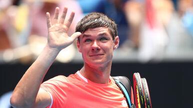Majchrzak pożegnał się z US Open. Szansa uciekła