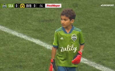 Seattle Sounders spełniło marzenie 8-latka chorego na białaczkę