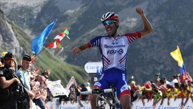 Wielki dzień Francuzów na Tourmalet. Pinot wygrał, Alaphilippe powiększył przewagę