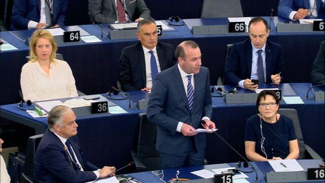 Weber: zjednoczona EPL poprze Ursulę von der Leyen