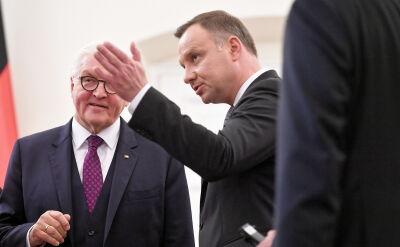 Prezydent Duda: wyjaśniłem, skąd nasz opór wobec Nord Stream 2