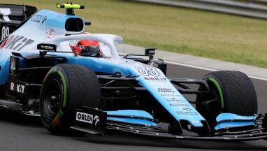 Williams nadal zaopatrywany w silniki Mercedesa.
