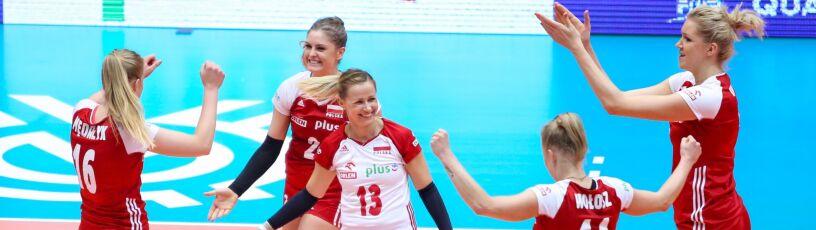 Polki po horrorze pokonały Tajki. W niedzielę decydująca walka o igrzyska