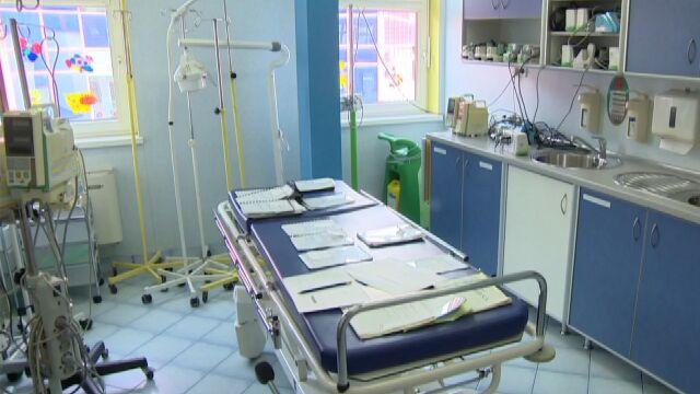 Chorzowski szpital zawiesza działanie oddziału dziecięcego.