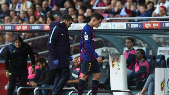 Barcelona chce sprzedać Coutinho. Chętnych brak