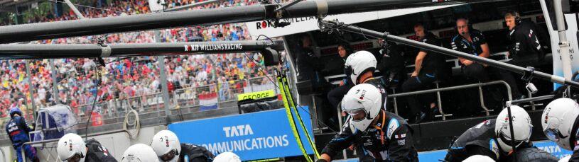 Kubica beszta swojego inżyniera.