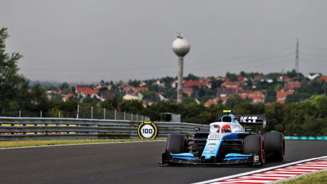 Kubica bez zmian, zamknął stawkę. Rekord Hamiltona na trzecim treningu