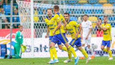 Cudowny gol w Gdyni. Arka doczekała się pierwszego punktu