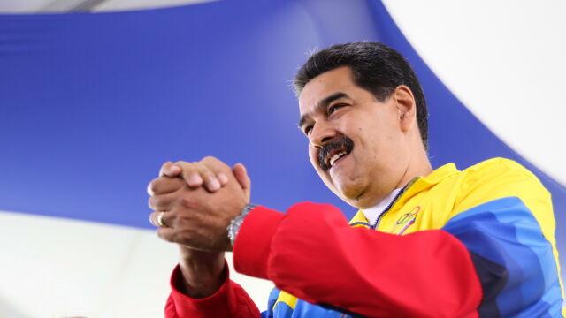 Maduro mówi o