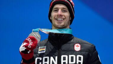 Wicemistrz olimpijski wygrał z rakiem.
