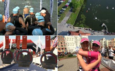 Artykuł sponsorowany: Garmin Iron Triathlon w Elblągu