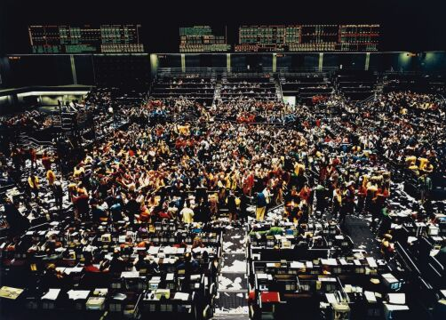 "Andreas Gursky ""Chicago Board of Trade"", 1997"