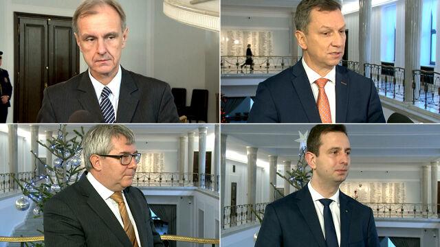 """""""Zła wiadomość dla Tuska i Petru"""". Polityczne komentarze po rezygnacji Siemoniaka"""