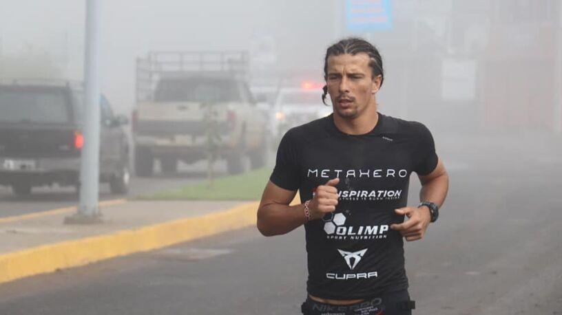 Polak z rekordem świata na dystansie pięciokrotnego Ironmana