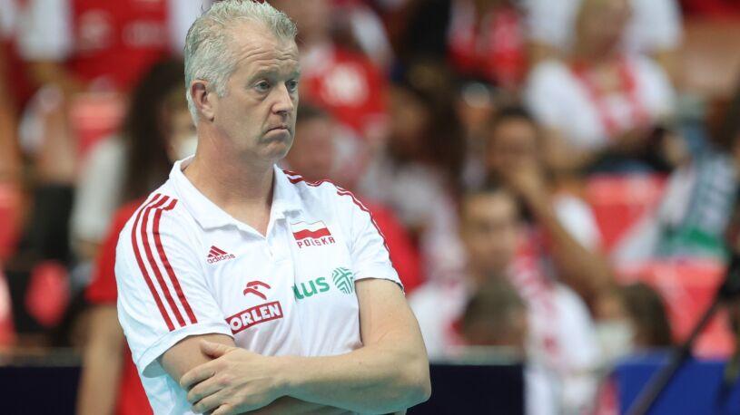 Kto trenerem polskich siatkarzy?  Mówi się o sześciu kandydatach