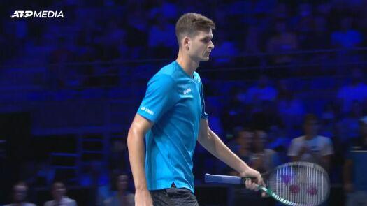 Hurkacz awansował do finału turnieju ATP w Metz