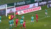 Skrót meczu Werder – Bayern Monachium w 25. kolejce Bundesligi