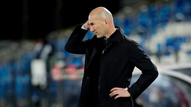 Real w środku walki o tytuł, a Zidane ogłasza decyzję w sprawie swojej przyszłości