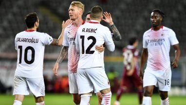 Imponujące zwycięstwo Milanu.