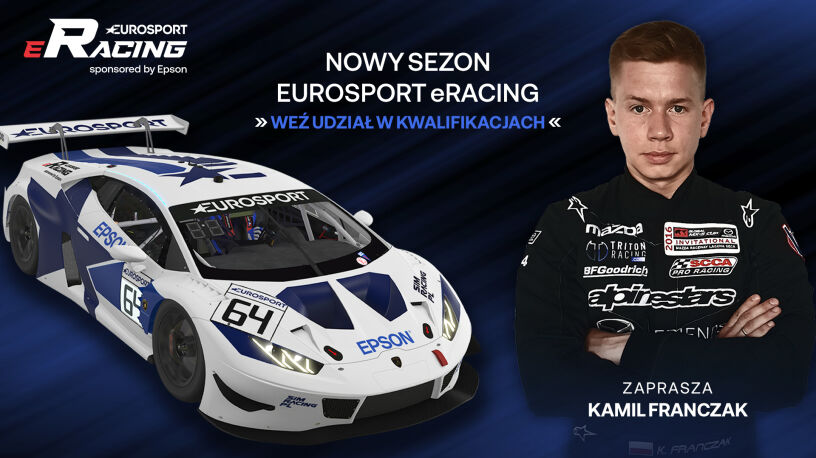 Ruszają otwarte prekwalifikacje do kolejnego sezonu Eurosport eRacing