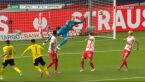 Puchar Niemiec. RB Lipsk – Borussia Dortmund 0:1. Gol Jadon Sancho