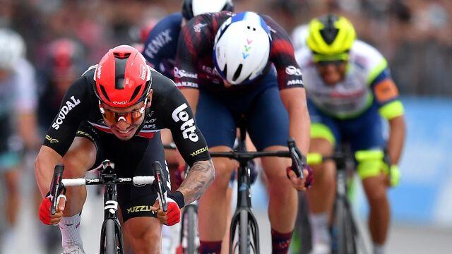 Wielka moc Australijczyka. Wygrał drugi etap Giro d'Italia