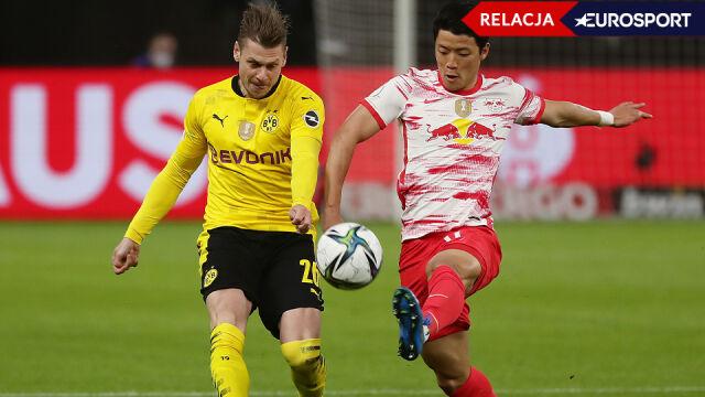 RB Lipsk - Borussia Dortmund [RELACJA]