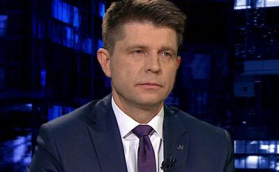 Petru: Polska jest na kolanach jak nigdy. Musi jechać na dywanik do Brukseli i się tłumaczyć